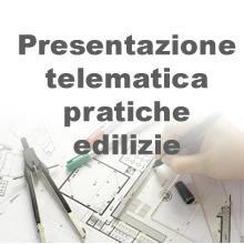 Presentazione telematica pratiche edilizie