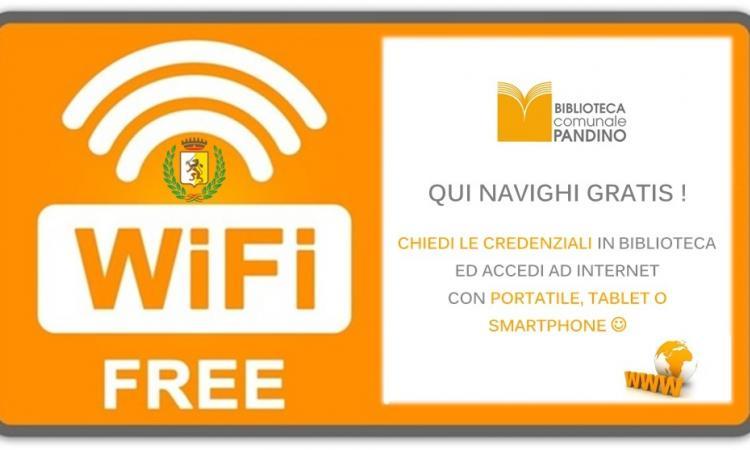 Locandina Free Wi-Fi